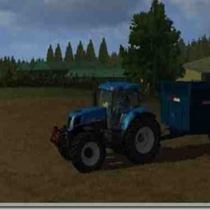 Farming simulator 2011 - Middleton Farm (Mappa)
