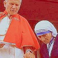 Madre Teresa y S.S. Juan Pablo II 2.jpg