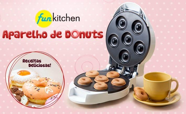Aparelho-Donuts-Fun-Kitchen