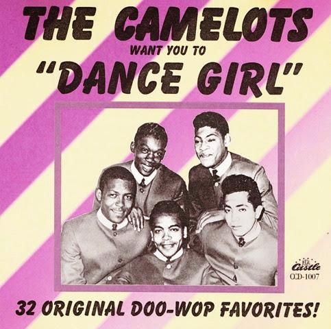 Dance Girl - 33 front
