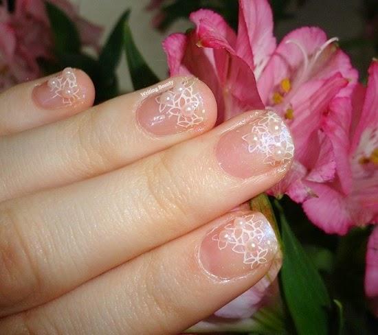 Bridal Nails 1