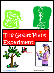 The Great Plant Experiment - Let students build experiments using the needs of a plant (air, soil, light, water) as the variables in a student designed experiment using the Scientific Method - Raki's Rad Resources