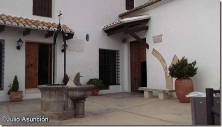 Patio del monasterio de San Miguel - Llíria