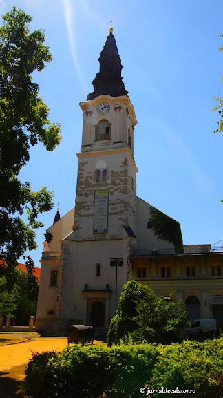 Biserica reformata,Kecskemet