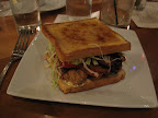 The fried oyster BLT represents a major advance in BLT technology.