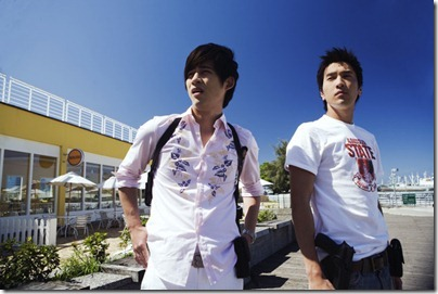Vic Zhou & Mark Jau