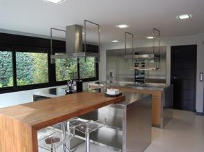 cocina de diseño moderno madrid