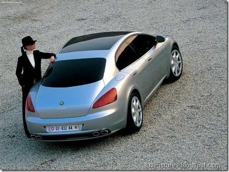 Alfa Romeo Visconti Concept ItalDesign (2004)8