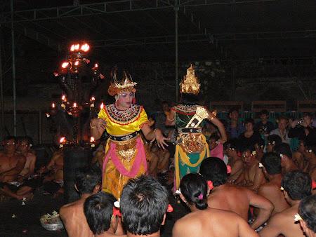 Ubud travel: traditional dances in Ubud