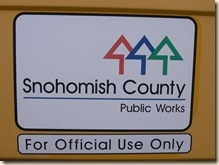 County Snohomish