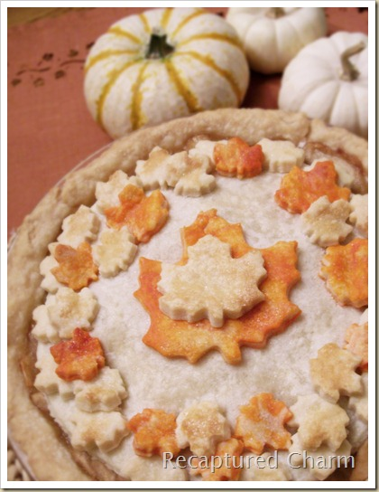 Leafy Apple Pie 051a