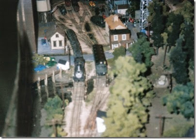 06 HO Scale Layout at the Lewis County Mall in January 1997