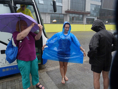 Pelerina de ploaie chinezeasca