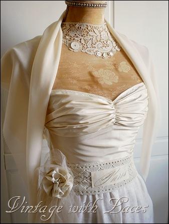 Vintage Inspired Dress Form