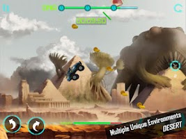 Screenshot of Survival Race HD