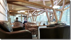glentress cafe interior