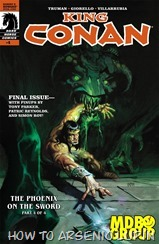King Conan - The Phoenix in the Sword #04