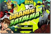 jogo jogos game games online on-line on line ben 10 ben10 agrandebatalha