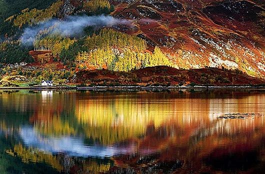 Осень. Она такая разная