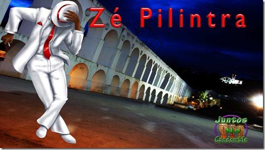 Zé Pilintra - ze pelintra é malandro