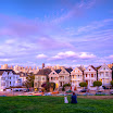 San Francisco - Alamo Square