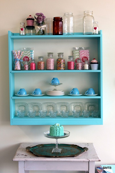 Bluebells Display