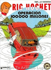 P00026 - Ric Hochet 29 - Operación