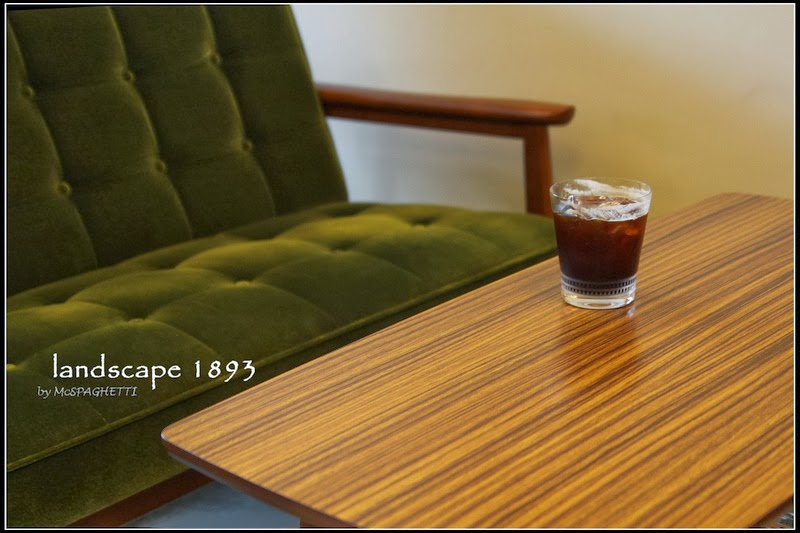 麥克義大利麵: [台中] Landscape 1893 cafe 典雅‧復古‧自在
