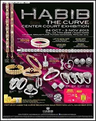 Habib Jewels Sale Exhibition 2013 Malaysia Deals Offer Shopping EverydayOnSales