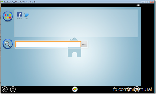 install Bluestacks: m-Mathurat