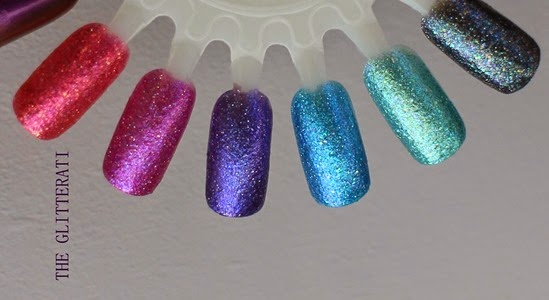 BarryM-Glitterati-swatches