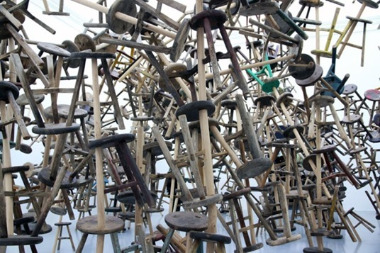 Ai-Weiwei-bang-installation-at-Venice-Art-Biennale-2013-Venice-02