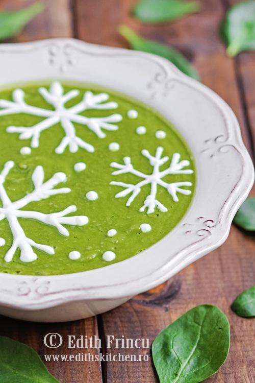 supa crema de mazare 1