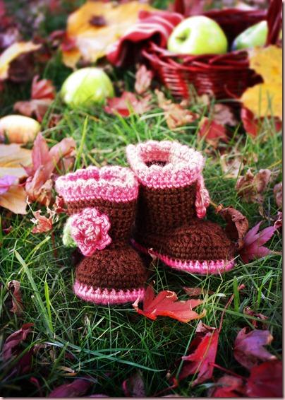 Crochete_Boots