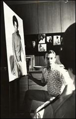Bravo Painting Conchita Lopez Taylor 1968