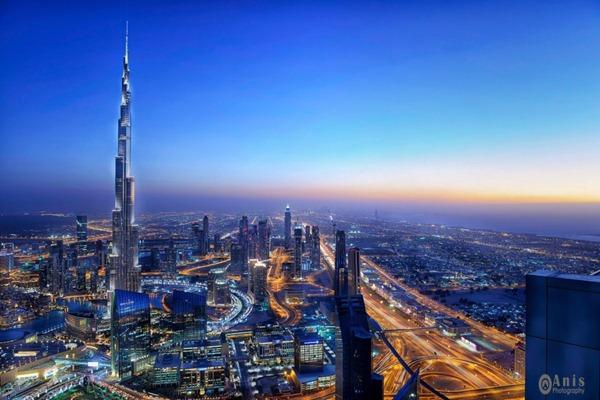 صورة دبي