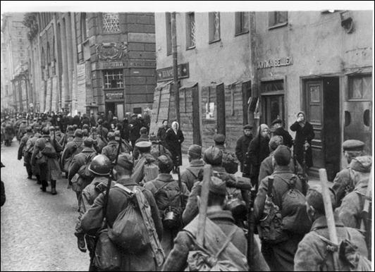 Великая Отечественная - Блокада Ленинграда 1942