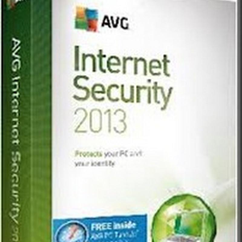 AVG Internet Security 2013
