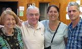 August: Renee Geist, Dan Goldstein, Sharon Gross, Sumner Freedman