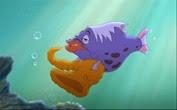 34 poisson musicien