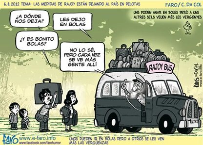 rajoy autobus.familia.en.bolas