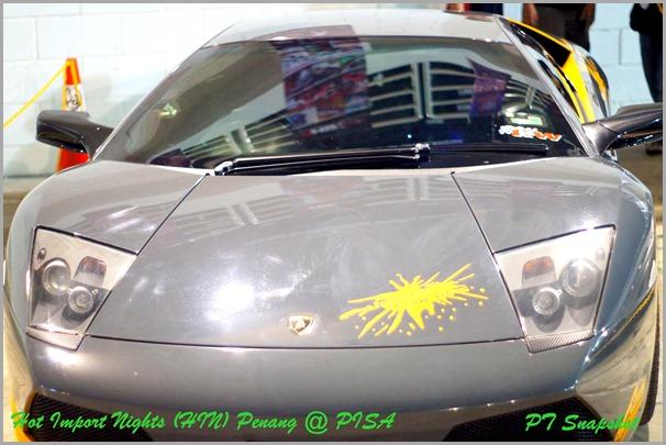 Lamborghini Sport Car
