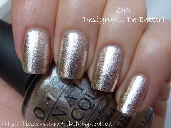 OPI Designer De Better 2