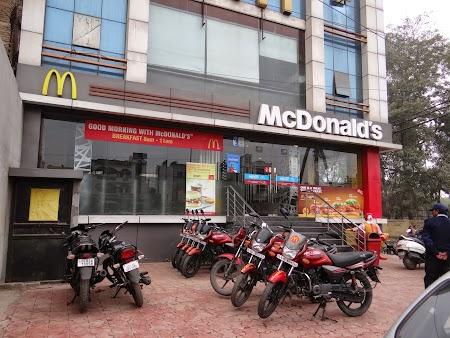20. Mc Donald's Delhi.JPG