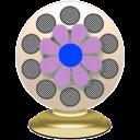 Ladiocast soundflower icon