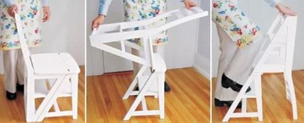 chair-cum-stair