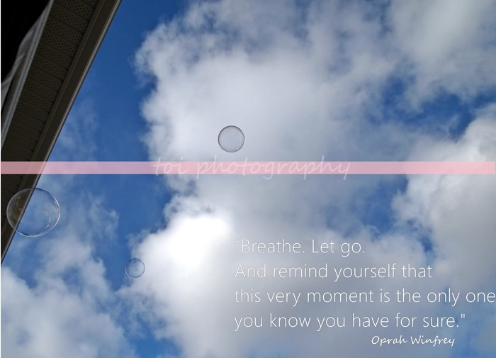 bubble in the sky quote