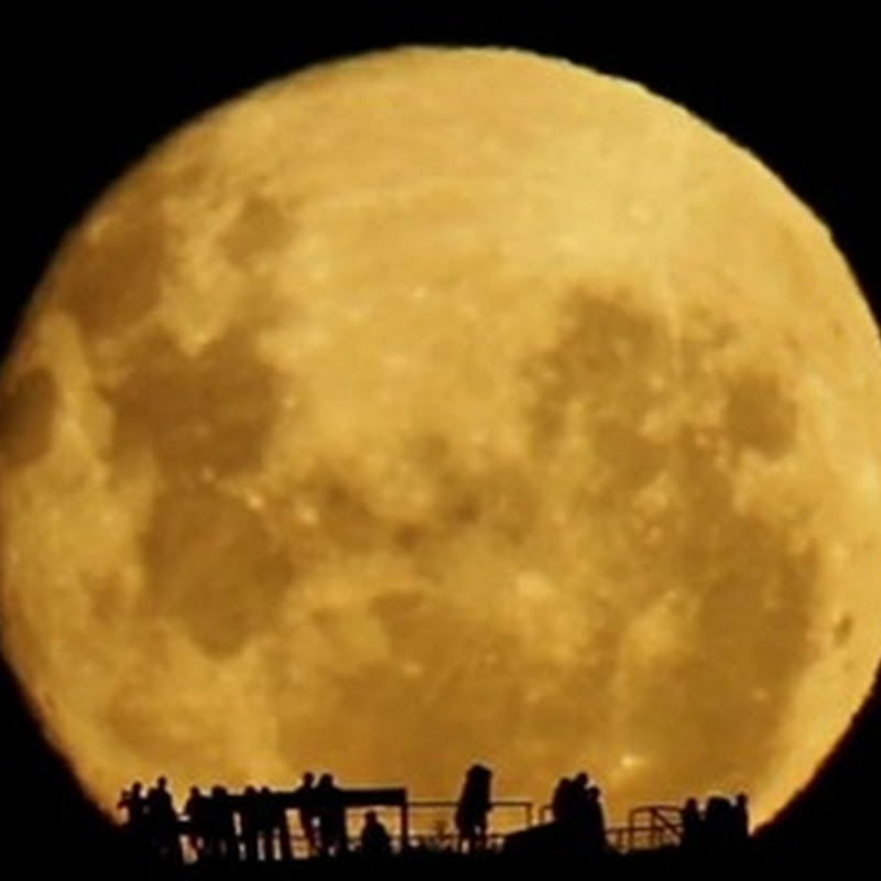 VIDEO: THE INCREDIBLE MOONRISE