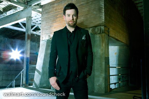 Walmart Soundcheck com o David Cook