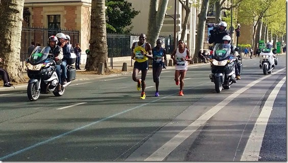 Marathon de Paris 2014  (4)
